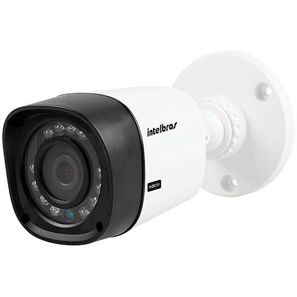 Câmera Multi HD com Infravermelho Intelbras VHD 1010 B G3