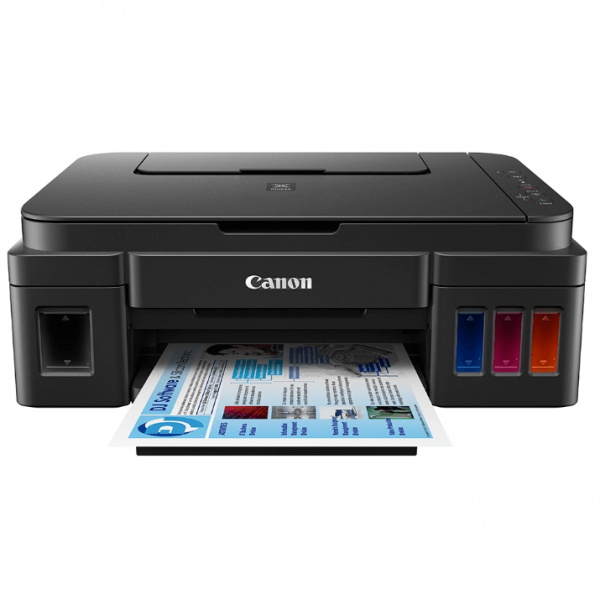 Impressora Canon Pixma Maxx Tinta G3100 Multifuncional